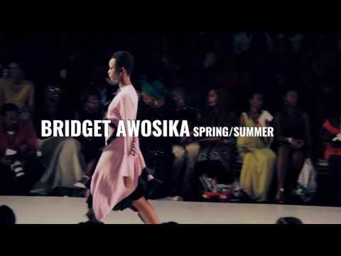 Lagos Fashion and Design Week 2016 | BRIDGET AWOSIKA