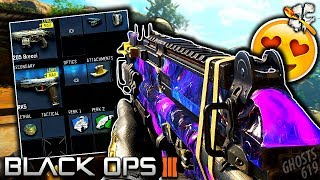 Creating The MOST OVERPOWERED Class in Black Ops 3