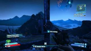 Borderlands 2 - Electric Loot Room - The Highlands - Mercury Induction Station
