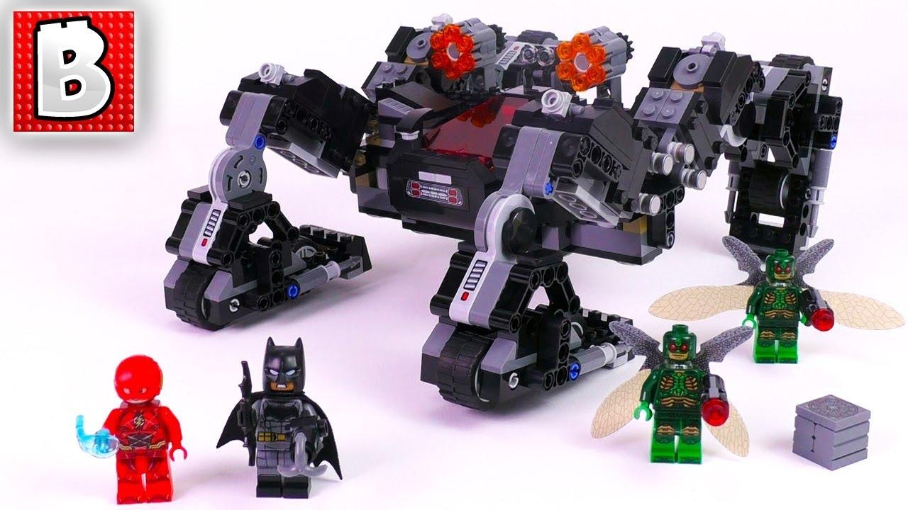 LEGO Justice League Knightcrawler Tunnel Attack 76086!  823538fb89