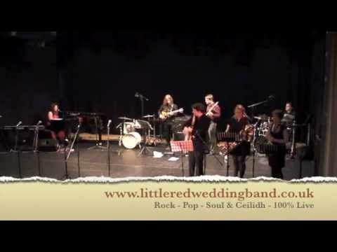 Little Red Wedding Band Ordinary People