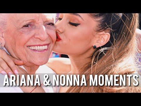 Ariana Grande & Nonna Moments
