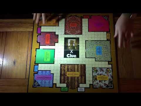 'Clue' teaser from West Seattle High School Drama Club