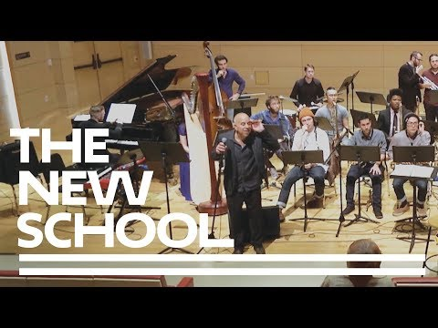 Steven Bernstein and The New School Studio Orchestra