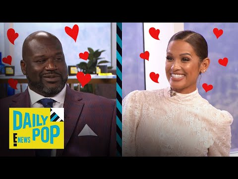 Kobe - WATCH Shaq shoot his shot with Guest Host on E!'s Daily Pop!
