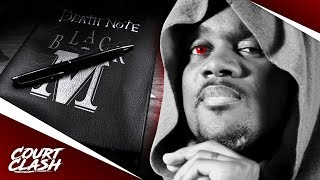 vuclip Court Clash - Black M-Death Note #7