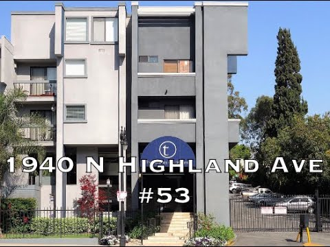 Highland Terraces Los Angeles 1940 Highland Ave Los Angeles