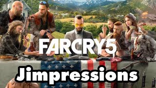 Far Cry 5 - Deep Fried Testicle Festival (Jimpressions) (Video Game Video Review)