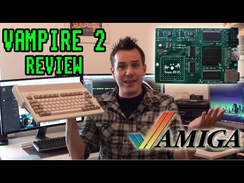 Vampire 2 Review - The Fastest Amiga Ever?!