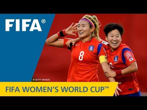 HIGHLIGHTS: Korea Republic v. Spain - FIFA Women
