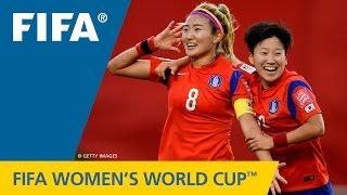 HIGHLIGHTS: Korea Republic v. Spain - FIFA Women's World Cup 2015