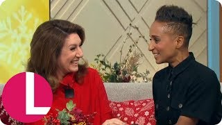 Jane McDonald Finally Meets Superfan Adele Roberts and Invites Her on a Cruise  Lorraine