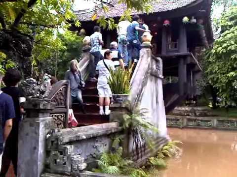 One Pilar Pagoda - Hanoi - Vietnam