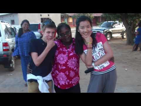 Zambia Student Exchange | Travel Vlog | 2014