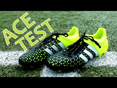 Adidas ACE 15.1 | Test and Review Video