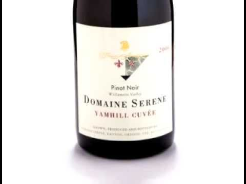 The Grape Wine Club: Domain Serene - Yamhill Cuvée - 2006 Pinot Noir - Oregon - Red Wine