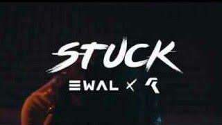 STUCK - EWAL |Ost Cik Reen Encik Ngok Ngek [Official Lyric Music]