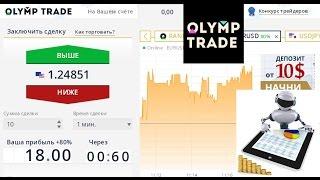 видео Обзор брокера бинарных опционов Olymp Trade. Его особенности, достоинства и недостатки (+ мой отзыв)