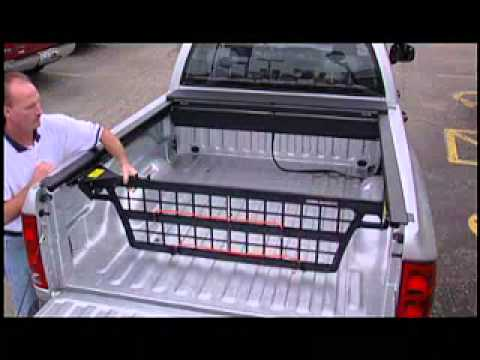 Cargo Manager For Pick Up By Roll N Lock Tonneaus Product
