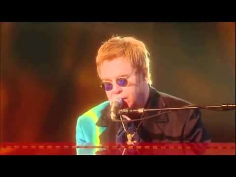 Elton    John   --    Candle   In   The   Wind  [[   Official   Live   Video  ]] HD