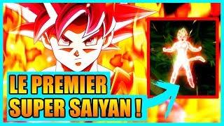 YAMOSHI, LE PREMIER SUPER SAIYAN DÉVOILÉ : L'ORIGINE DU SUPER SAIYAN GOD - DBREACT #15