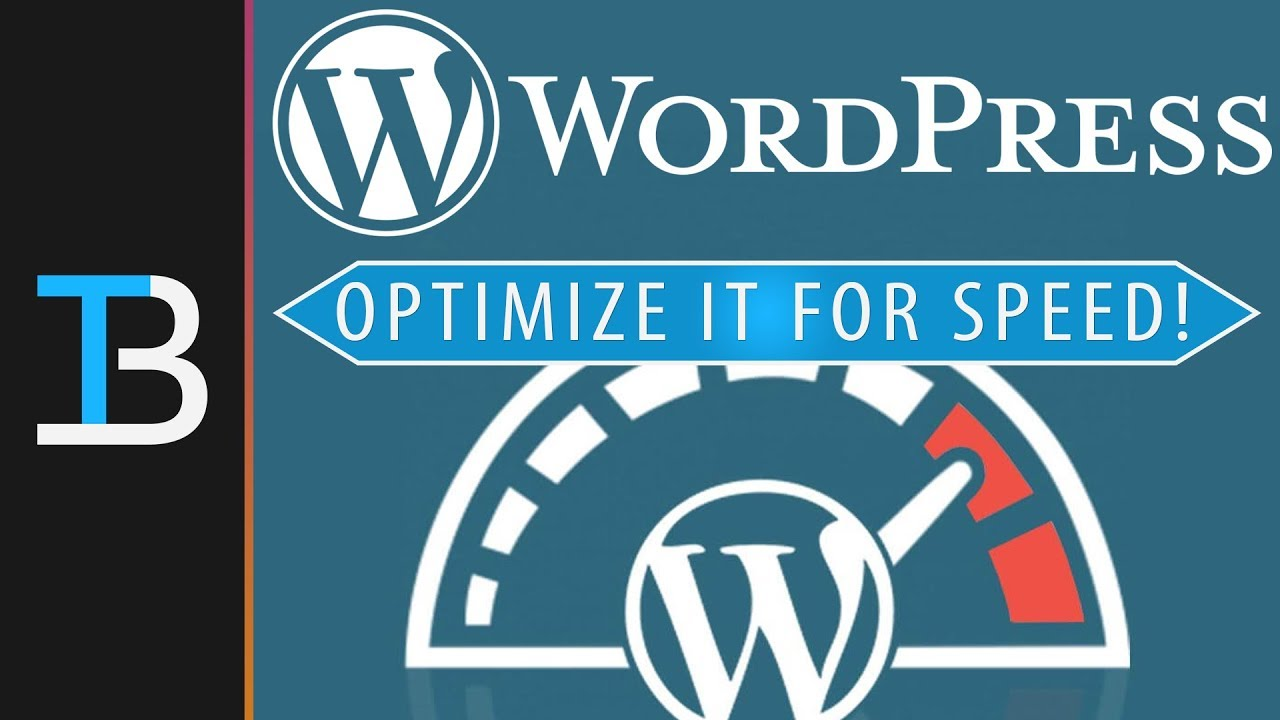 How To Optimize WordPress For Speed (Plugins That Will Make Your Site Run Faster!)