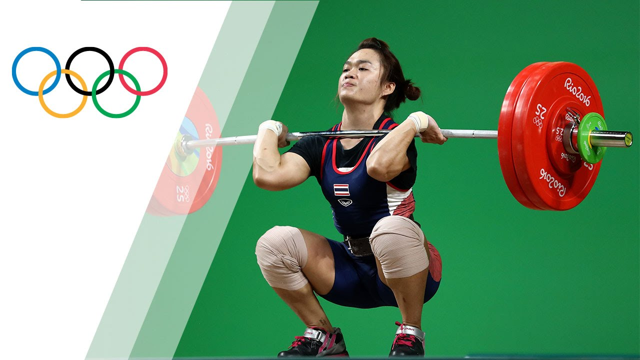 Wo womens bench press records by weight class - Thai Weightlifter Sets Olympic Record In Women S 58kg Weightlifting