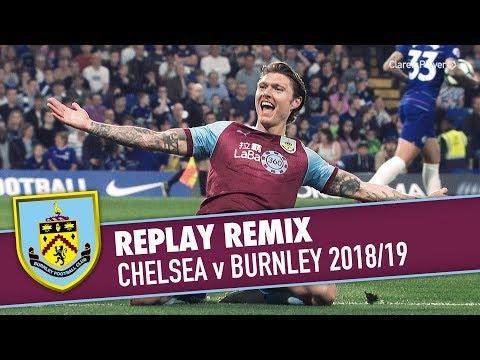 REPLAY REMIX | Chelsea v Burnley 2018/19