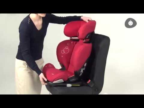Maxi Cosi Rodifix >> Fotelik samochodowy Maxi Cosi Rodifix - YouTube