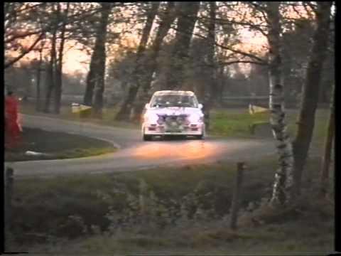 Rallysport 1988 - BMW E30 M3 - originele BMW video