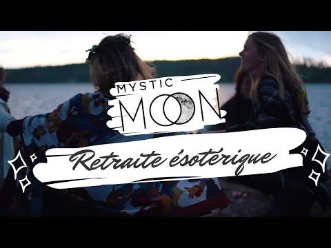 Mystic Moon : retraite ésotérique. Suède. Mai 2019