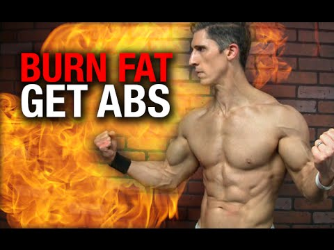 Ab Workout that Burns Fat (YES IT'S POSSIBLE!)