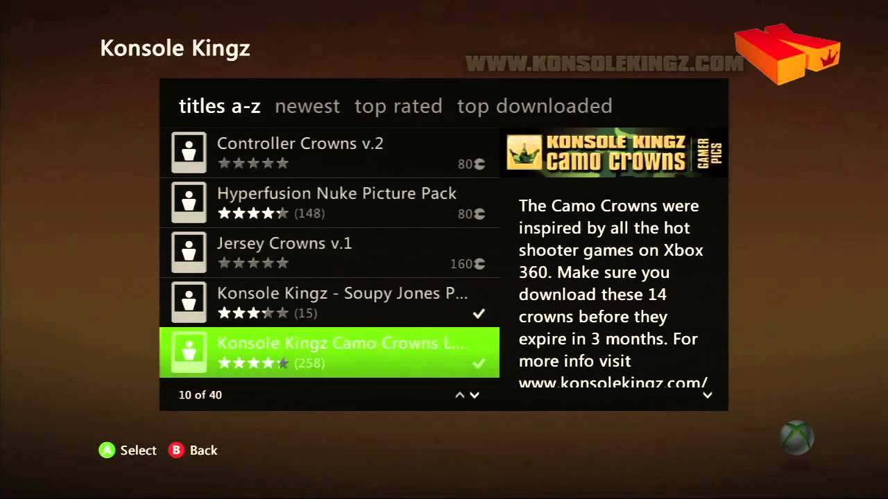 konsole kingz gamer pictures