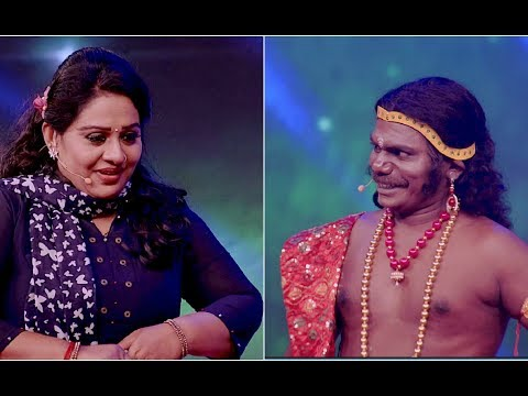 Thakarppan Comedy | Gandharvan rocks the floor... Mazhavil Manorama
