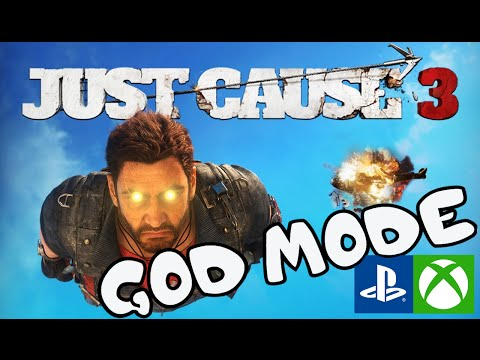 Just Cause 3 God Mode for XB1/PS4 : JustCause