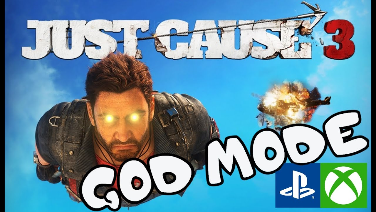 <b>Just Cause 3</b> God Mode for XB1 &amp; <b>PS4</b>! - YouTube