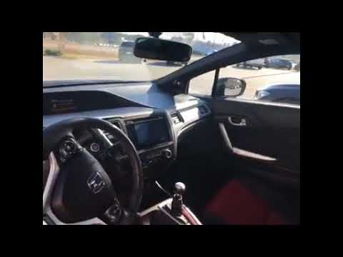 John Ou0027Neil Johnson Hyundai Walkaround Video Of 2014 Honda Civic Si Coupe