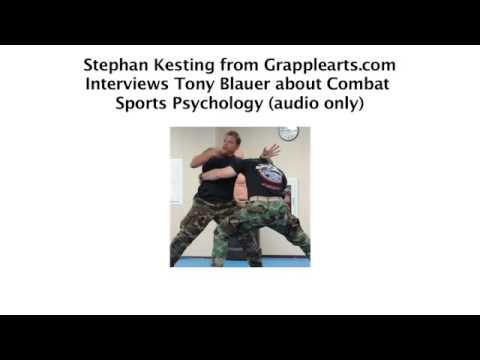 Tony Blauer on Adrenaline Dumps, Fear Management and Combat Psychology (audio only)