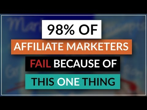 WATCH This Before You Start Affiliate Marketing
