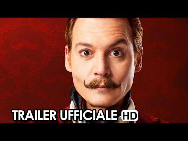 Mortdecai Trailer Ufficiale Italiano (2015) - Johnny Depp, Gwyneth Paltrow Movie HD