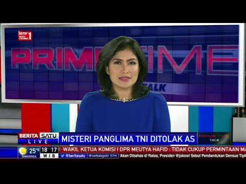 Dialog: Misteri Panglima TNI Ditolak AS # 1