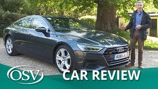 Audi A7 Sportback 2018 In-Depth Review | OSV Car Reviews