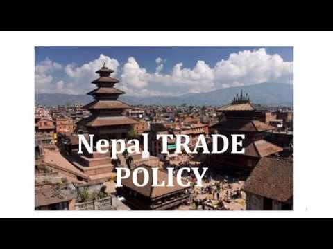 Analysis of Nepal Trade Policy