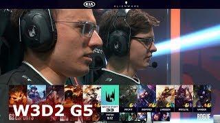 G2 eSports vs Rogue   Week 3 Day 2 S9 LEC Summer 2019   G2 vs RGE W3D2