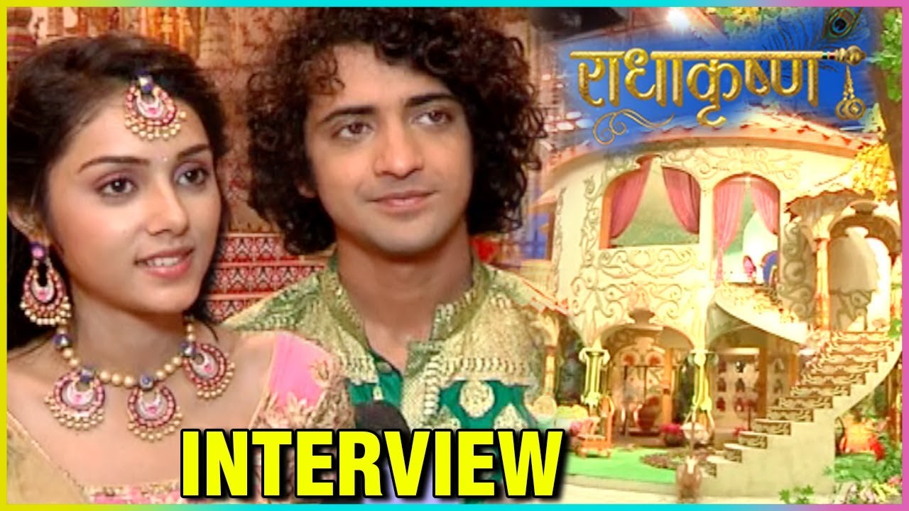 Radhakrishna Exclusive Interview | New Show | Star Bharat - Video