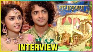 Radhakrishna Exclusive Interview | New Show | Star Bharat