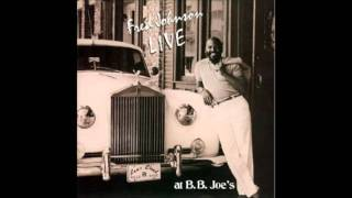 Bridges(Travessia) - Fred Johnson / Live at B.B.Joe