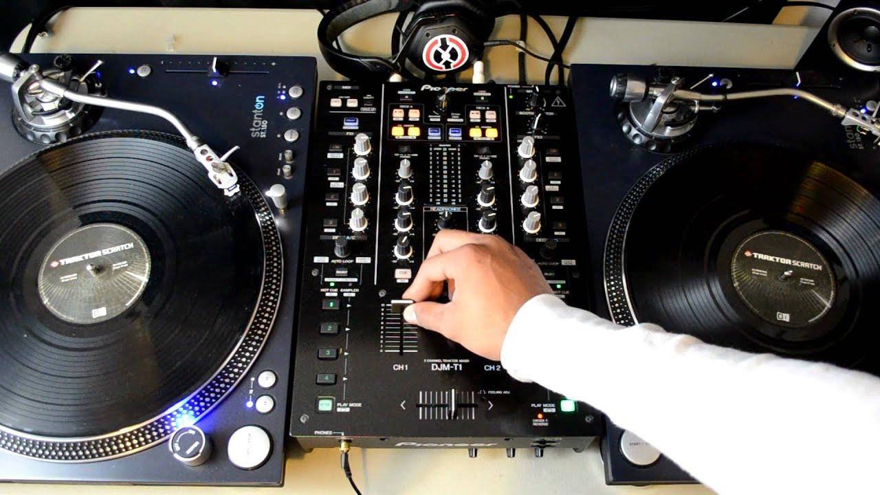 Pioneer DJM-T1 Traktor Scratch Certified Professional DJ Mixer Review
