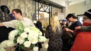 Закрытый показ фильма Нити Шамбалы с участием Ольги Кабо