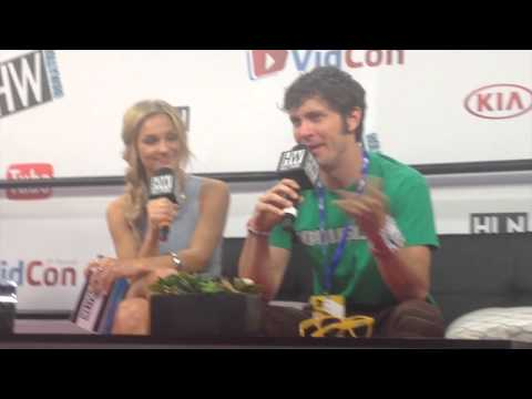 Toby Turner at Vidcon 2014 Interview